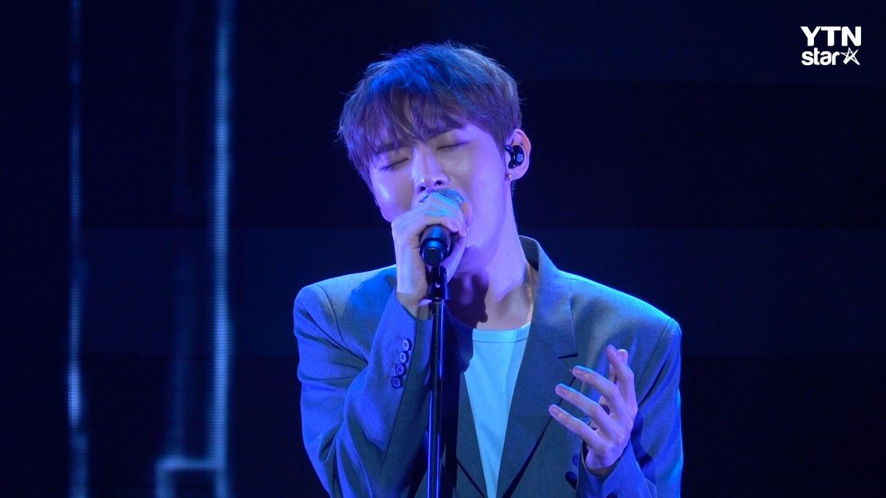 '솔로 데뷔' 윤지성, 타이틀곡...'In the Rain'