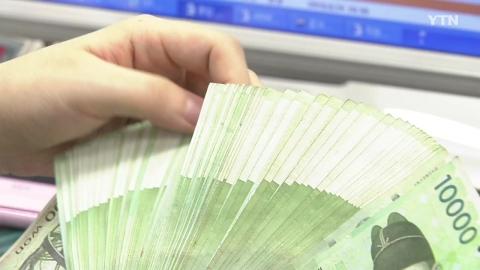 '소득 격차' 역대 최대…월 소득 '124만원 vs 932만원'
