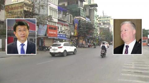 김혁철-비건, 하노이에서 만나…의제 협상 개시