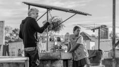 넷플릭스 흑백 영화 '로마', 아카데미 영예 안을까?