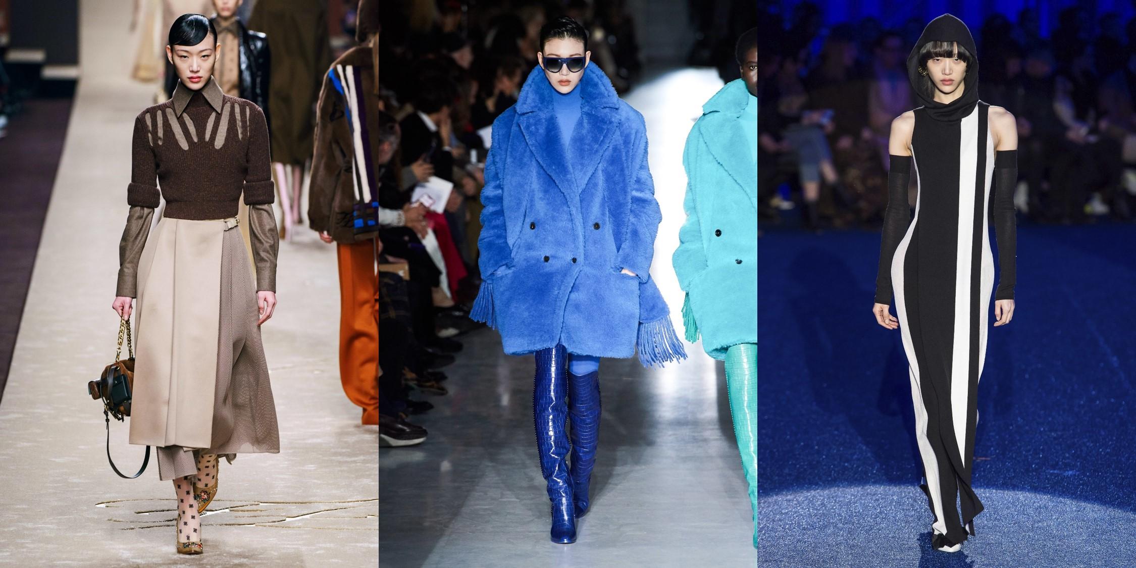 19FW 밀라노 패션위크, YG 케이플러스 모델들의 런웨이 하이라이트!
