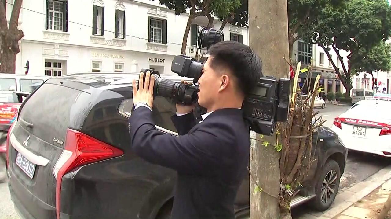전 세계 취재진 집결...미디어센터도 '분주'