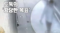 [자막뉴스] '도둑질로 100억 모으자' 치밀하게 준비한 범행