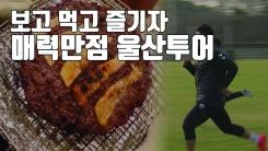 [자막뉴스] 축구 보고 먹고 즐기고...매력만점 울산