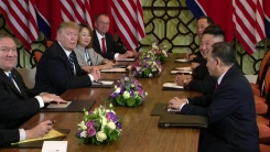 북미정상, 2차 핵담판 결렬...트럼프 귀국길