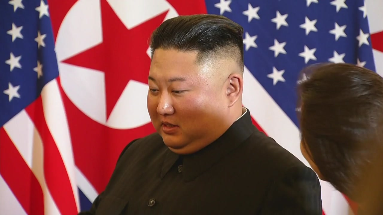 달라진 北 반응...북미 협상, 당분간 냉각기?