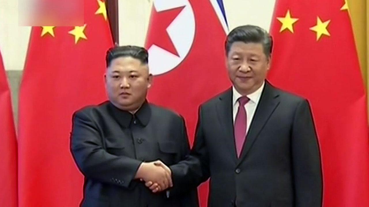 김정은, 오늘 열차 타고 귀국...시진핑 만날까?