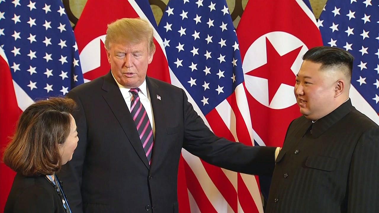 """트럼프 """"실질적 협상...서로 원하는 것 알아"""""""