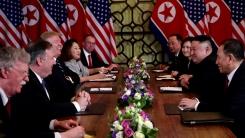 """""""전부"""" vs """"일부""""...비핵화 셈법 다른 북미"""
