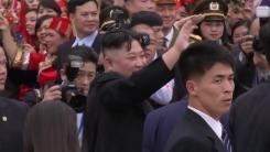 김정은 베트남 출발 귀국길 올라 ...이시각 동당역