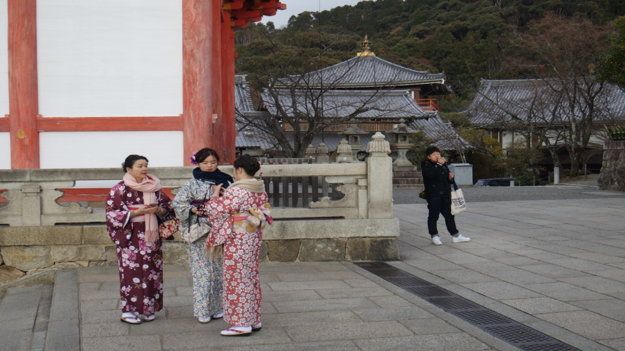오사카와 교토, 가족여행에 적합한 이유