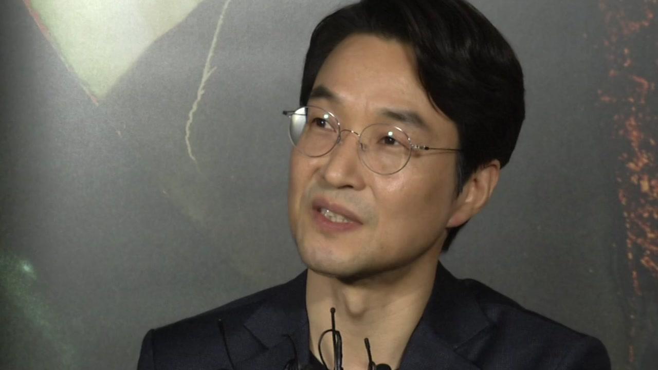 """'우상' 한석규 """"관객보다 한두 발짝 앞서는 것 아닌가 걱정"""""""
