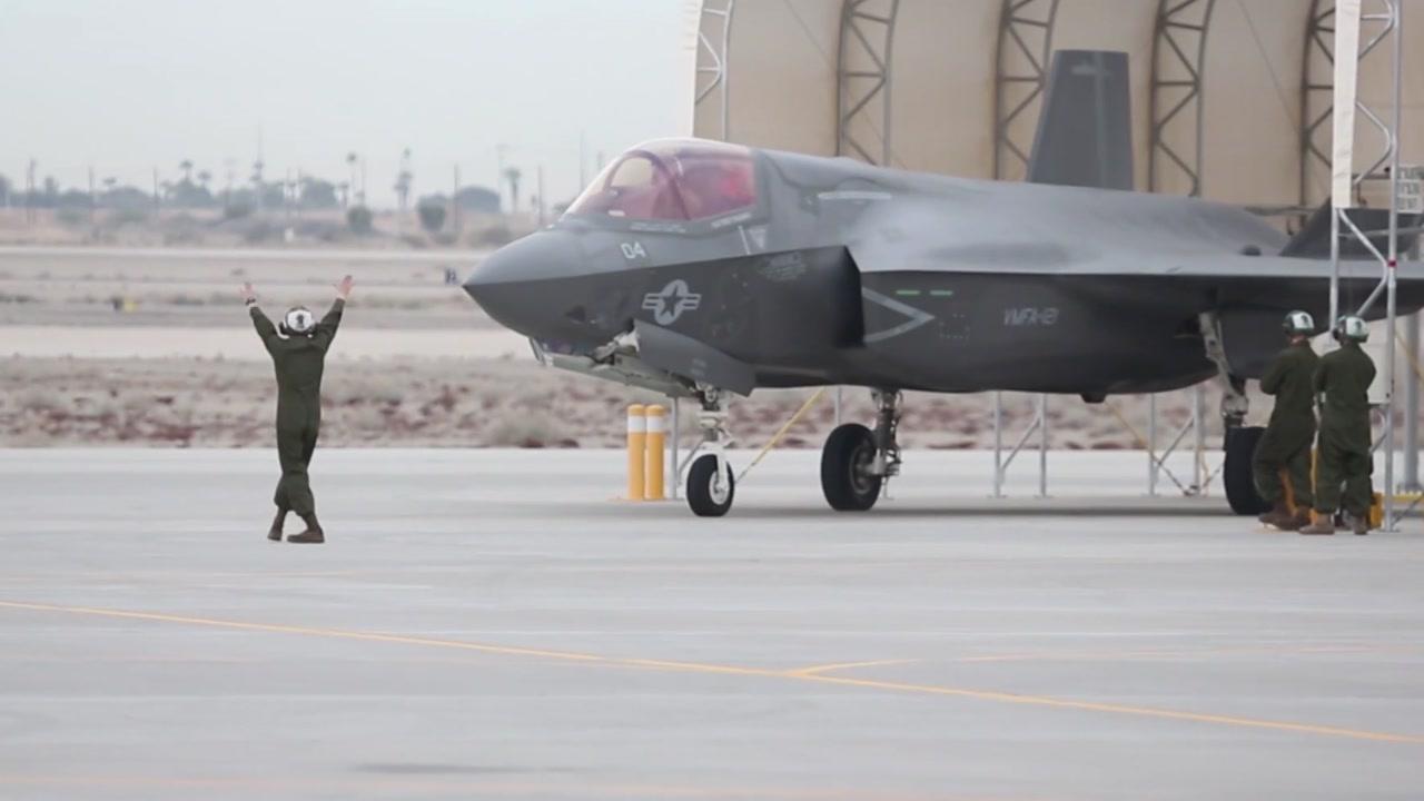 """국방부 """"F-35A 스텔스 전투기 전력화 행사 구체화된 것 없어"""""""