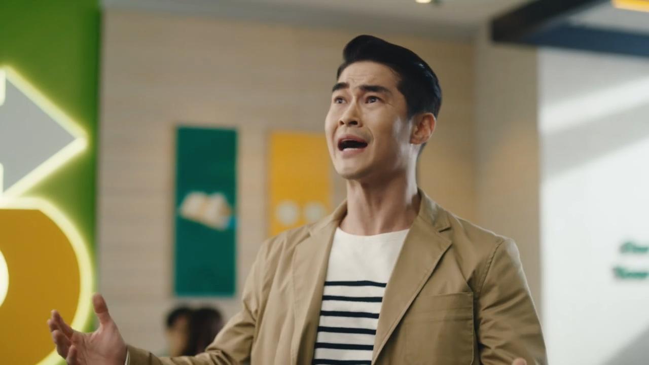 대세남 배정남, 써브웨이 광고 모델 발탁!