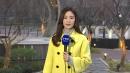 [날씨] 낮 한때 내륙 곳곳 봄비...오후 찬 바람