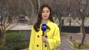 [날씨] 오늘 낮 한때 내륙 봄비...오후 찬 바람