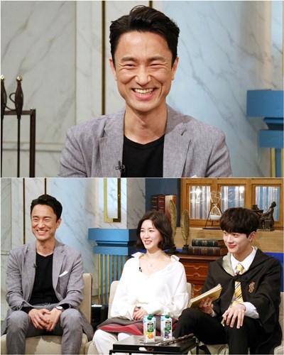 """'해투4' 김병철 """"윤세아와 로맨스물 제안 받는다면? YES!"""""""