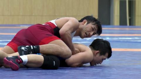도쿄 올림픽 D-498...국가대표 선수들 굵은 땀방울