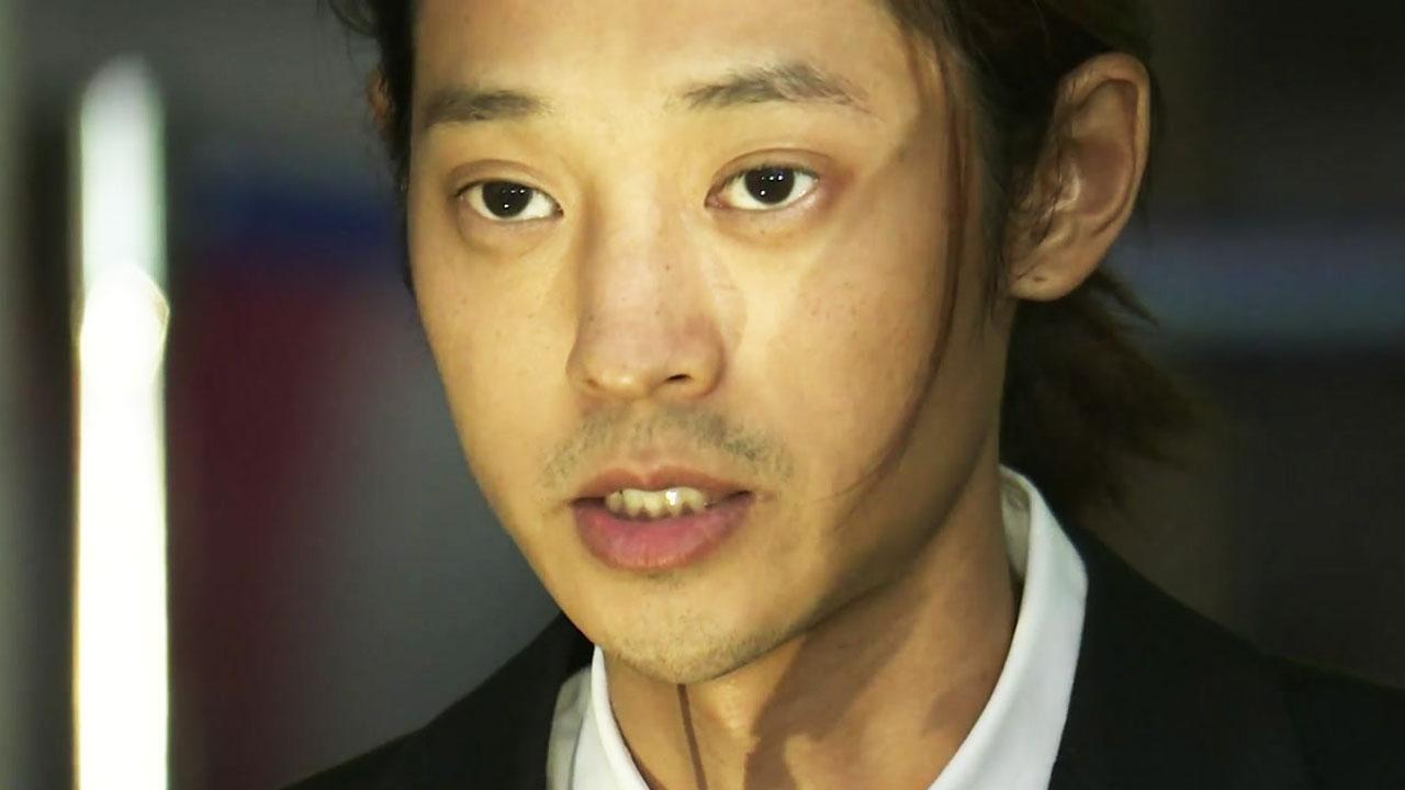 """정준영, 밤샘 조사 뒤 귀가...""""황금폰 제출했다"""""""