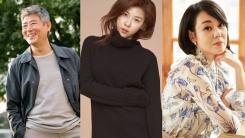 성동일·하지원·김윤진, '담보' 캐스팅 확정...4월 크랭크인