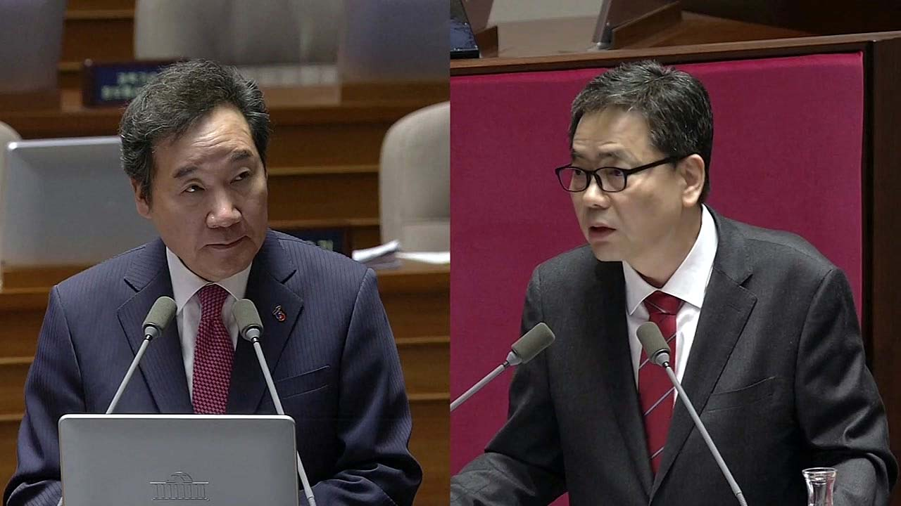"""""""대통령 딸 의혹 검증해야"""" vs """"사생활이다"""" 공방"""