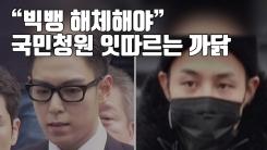 """[자막뉴스] """"빅뱅 해체해야"""" 국민청원 잇따르는 까닭"""