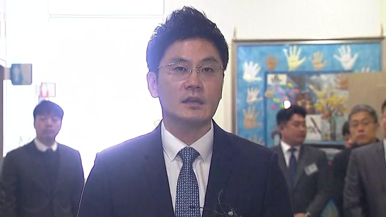 """모습 드러낸 YG 양민석 """"세무조사·승리, 드릴 말씀 없다"""""""
