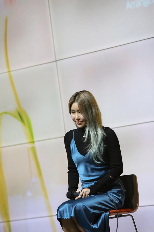 """'컴백' 수란 """"내 앨범에 윤미래 이름이..우상과 작업 영광"""""""
