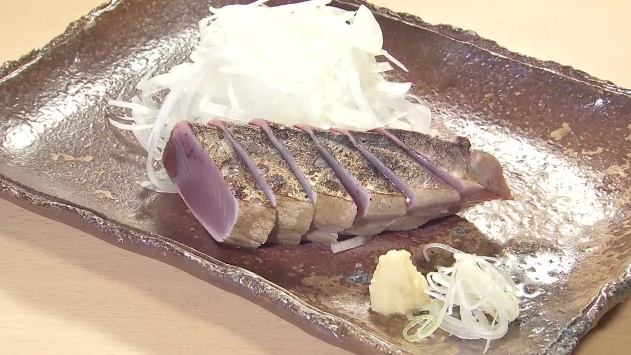 생선회 즐기는 日 기생충 식중독 '비상'