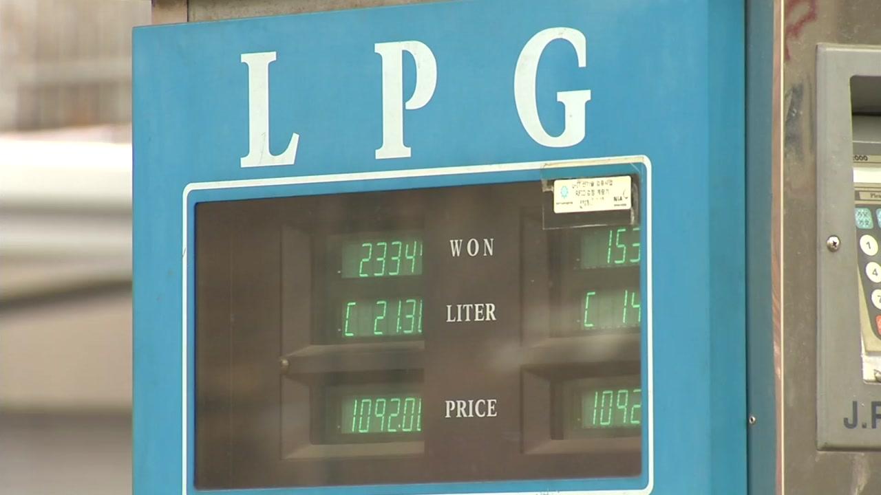 [팩트와이] LPG차가 미세먼지 대책?
