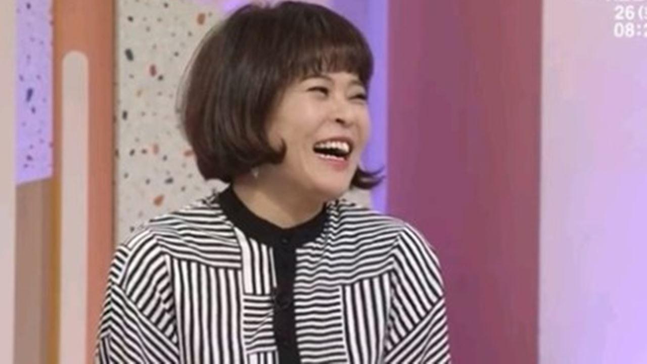 """'아침마당' 조혜련, 근황 공개 """"공연 중 다리 부상...철심 5개 박아"""""""