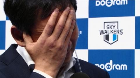 '원팀 현대캐피탈' 최태웅·전광인 뜨거운 눈물