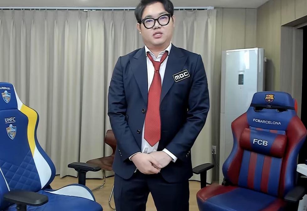 """축구 중계 논란 감스트 """"공중파 해설하지 않겠다...나상호에 사과"""""""