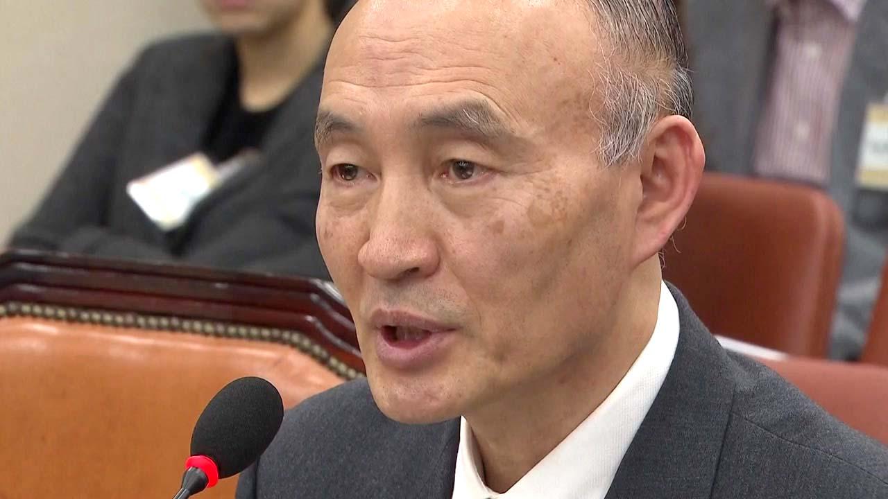 조동호, 아들 황제 유학...외유 출장 논란
