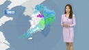 [날씨] 요란한 봄비...비 내리며 쌀쌀, 강원 산간 눈