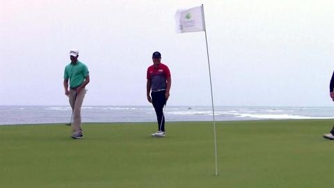 임성재, PGA 투어 푼타카나 챔피언십 2R 단독 선두 도약