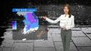 [날씨] 곳곳 우박·벼락 동반 비...강원 산간 눈 7cm↑