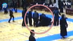 [제보영상] '비번 소방관'이 살린 한 사람의 생명