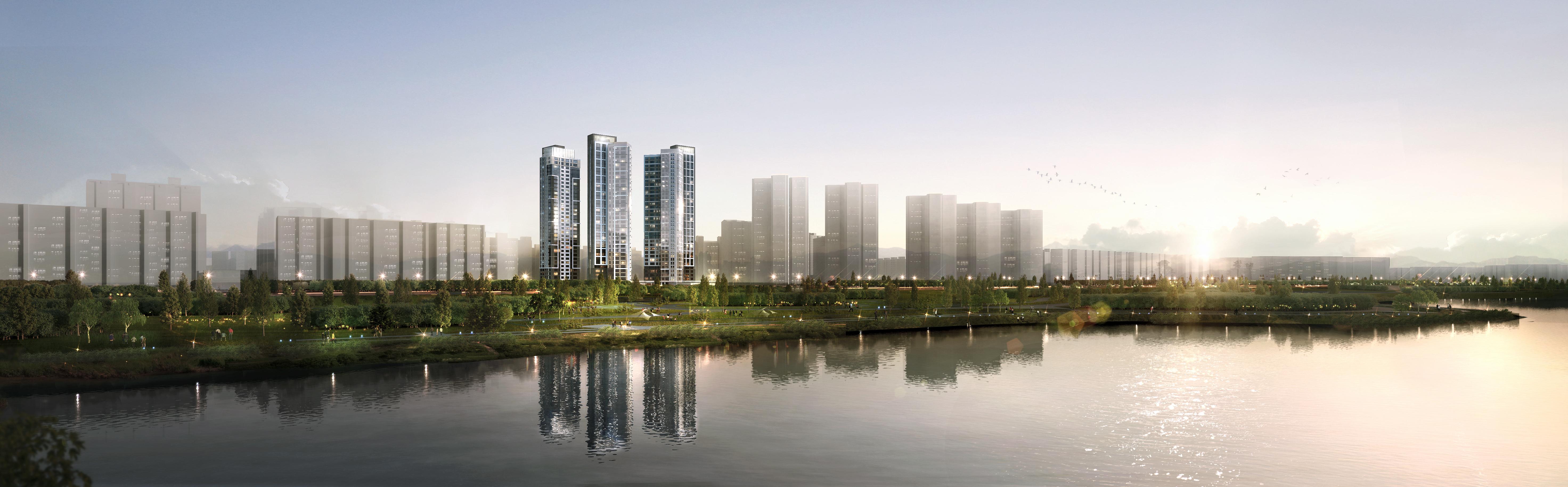 〔ANN의 뉴스 포커스〕한강변 명품 주거단지로 새롭게 변모하는 반포 '더 프리미엄 팰리스'