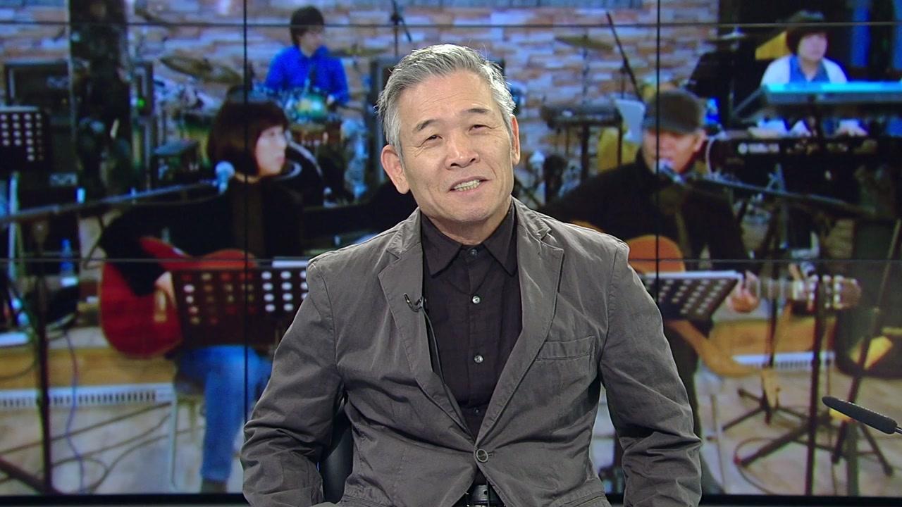 돌아온 '한국 대중음악사의 거장' 정태춘