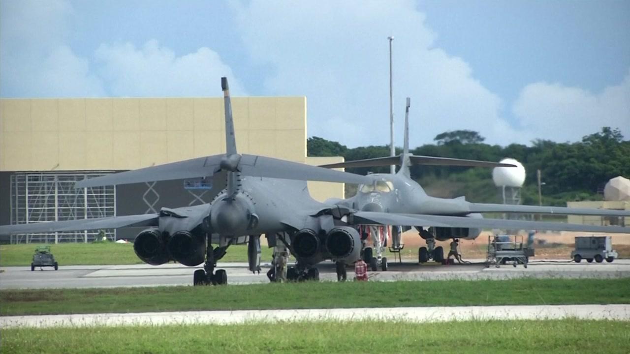 """[단독] """"괌 美 군용기 수리비도 한국이 부담""""...방위비 분담금의 이면"""