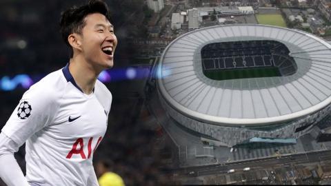 손흥민, 토트넘 새 구장 개장 축포...6경기 만의 득점포 가동