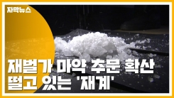 [자막뉴스] 재벌가 마약 추문 확산...떨고 있는 '재계'
