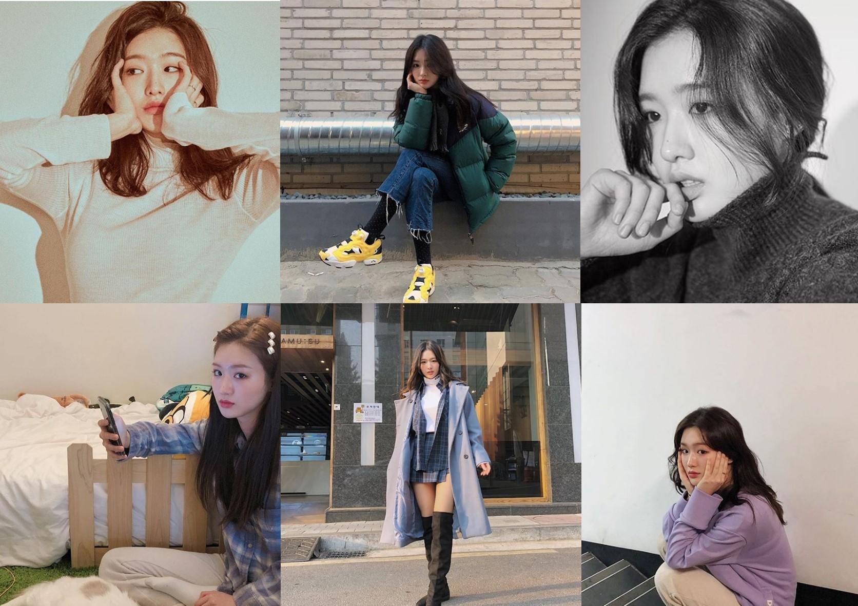 '한입만 시즌2' 조혜주, 러블리한 일상 사진 화제