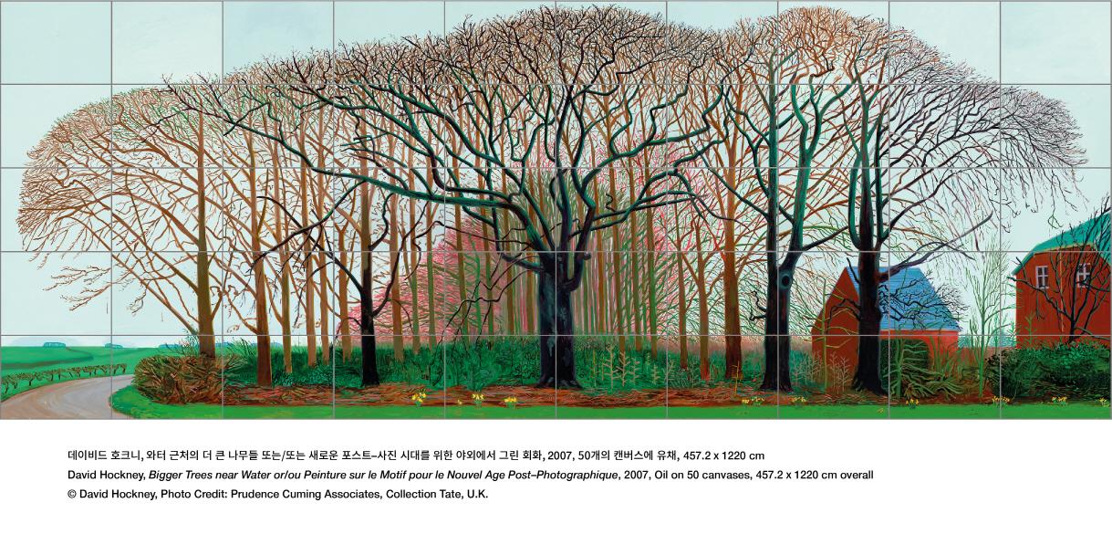 〔ANN의 뉴스 포커스〕전통성과 현대성을 아우르는 현대미술의 거장, 데이비드 호크니
