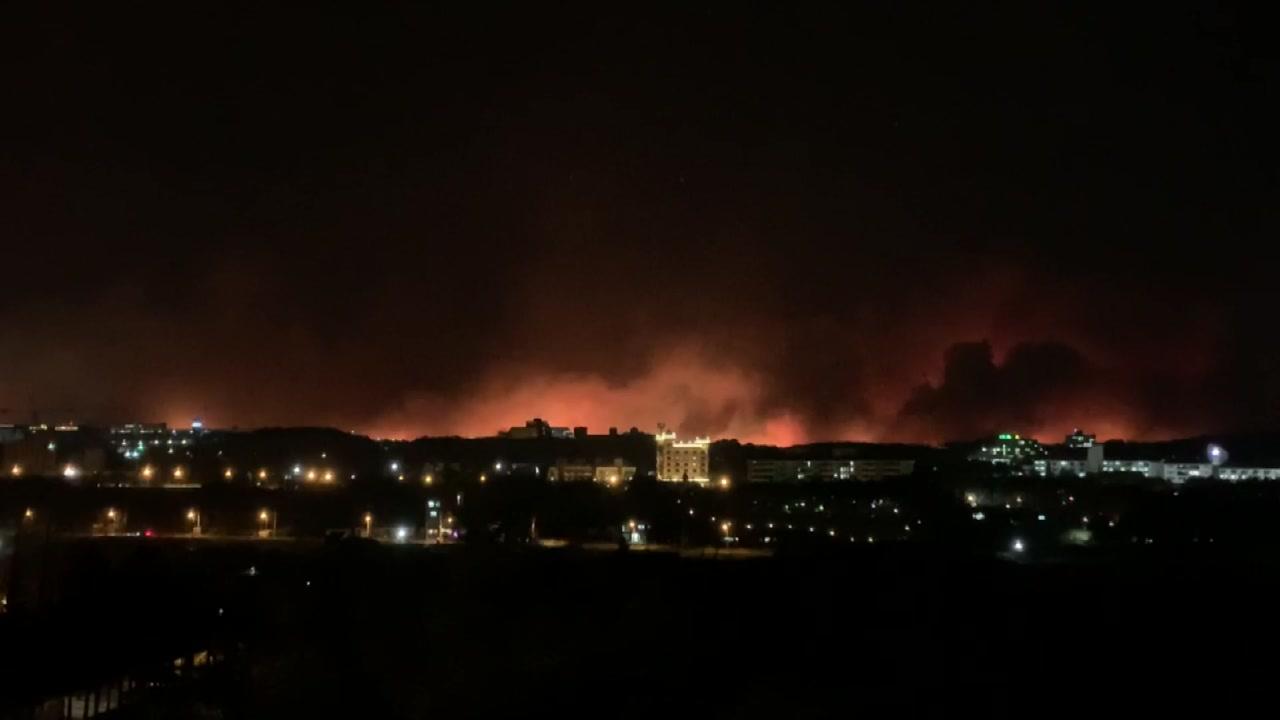 사상 최악의 산불...전문가가 말하는 화재시 대피 요령