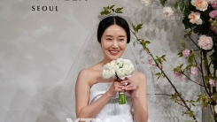 """""""아이 셋 낳고파""""...'결혼' 이정현, 아름다운 4월의 신부(일문일답)"""