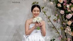 """'결혼' 이정현 """"예비 신랑, 어리지만 어른스러워"""""""