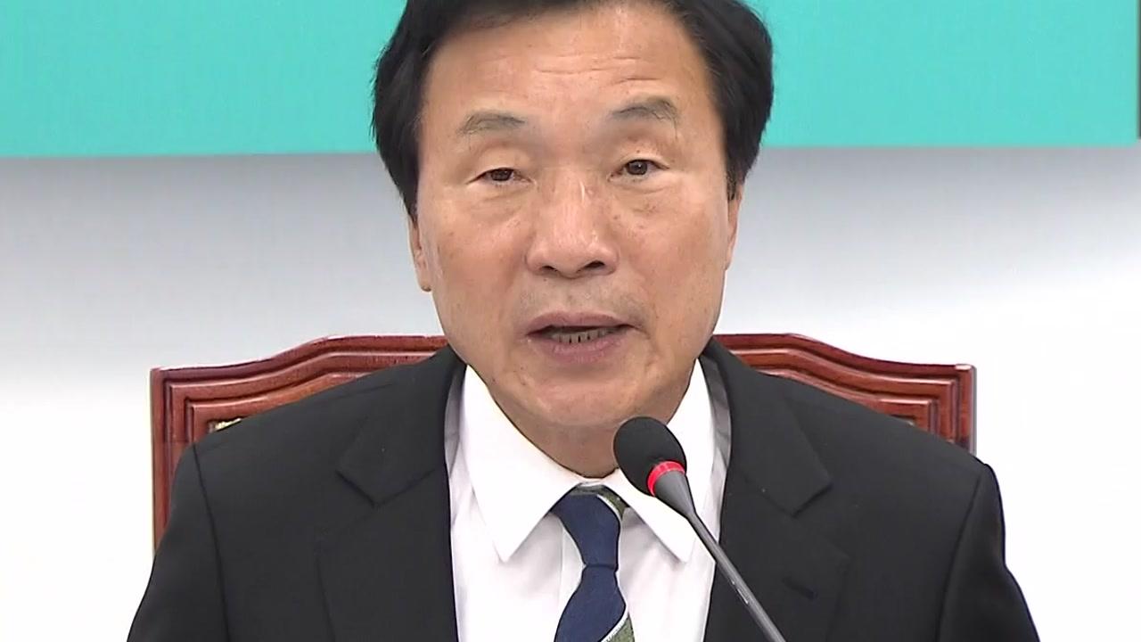 """손학규 """"추석 때까지 지지율 10% 안 되면 사퇴"""""""