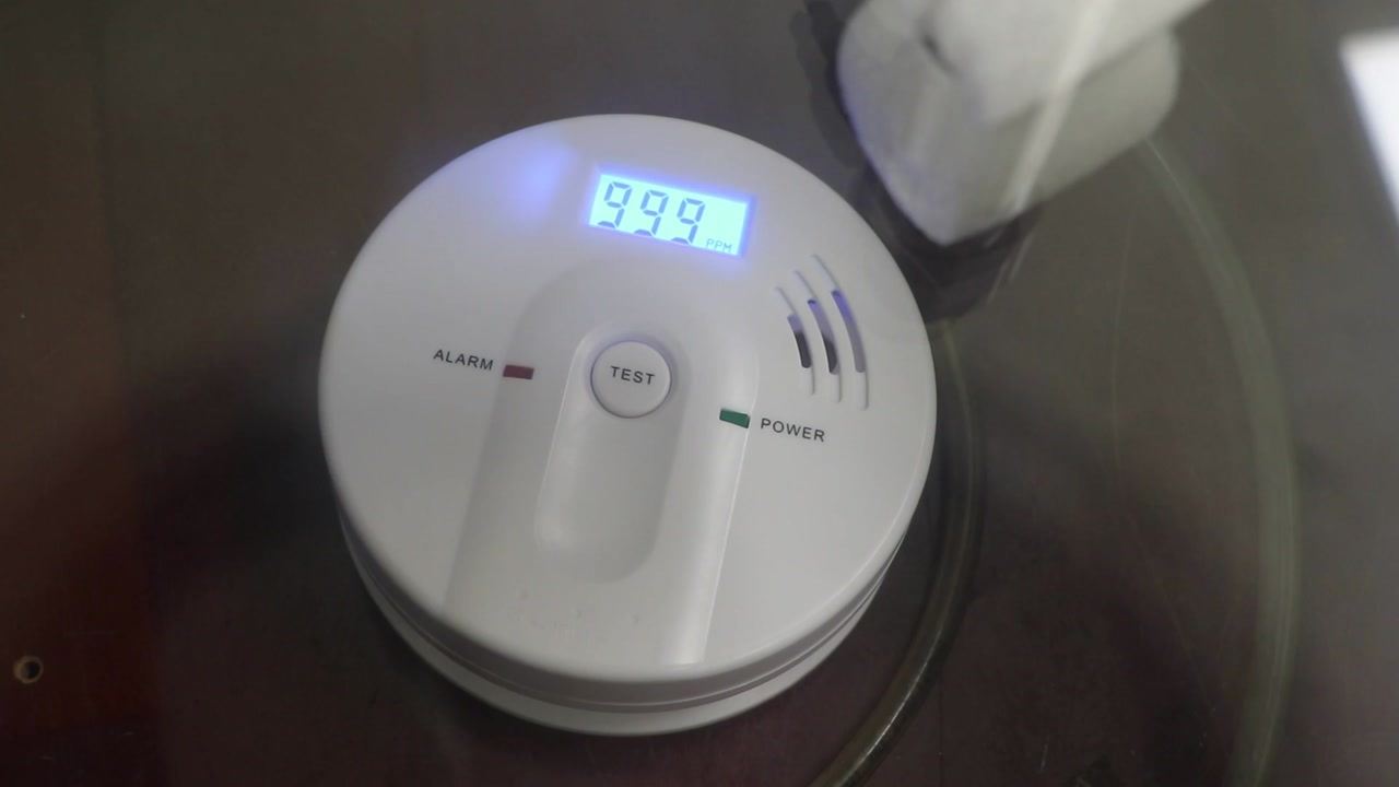 일산화탄소 경보기 '성능 미달'...기준도 미흡